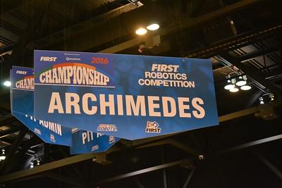 2016 FIRST Worlds  Archimedes