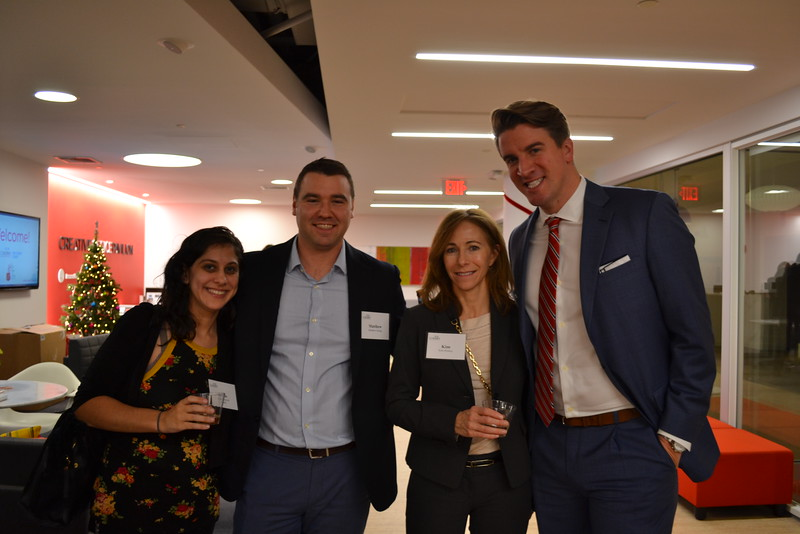 Holiday Party Hosted by Young Leaders - December 4, 2016
