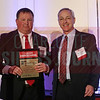 Allen Nason, Eastwood Homes, accepts his awards for the Outstanding Solo General Counsel category.
