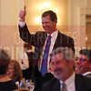 Richard Sedory, finalist, stands as his name is called during the Corporate Counsel Awards.