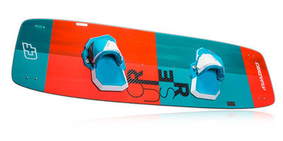 2016 Crazyfly Cruiser Pro Carbon Kiteboard