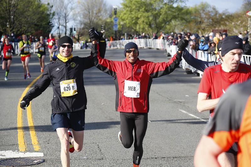 2016 Credit Union Cherry Blossom Ten Mile Run