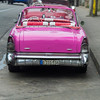 1950s Pink Chevy