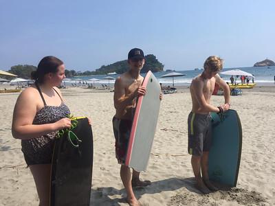 2016 Chisago Lakes Costa Rica Program