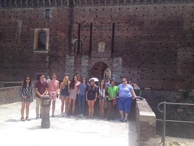2016 Lassiter Italy Program