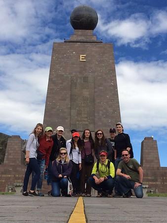 2016 Minnetonka Ecuador Program