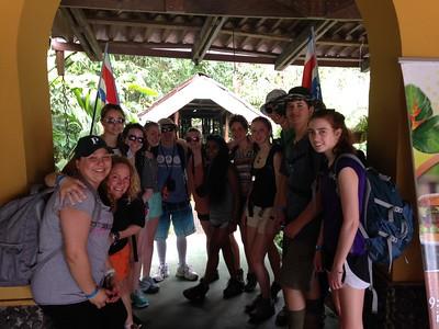 2016 Parker School Costa Rica Program