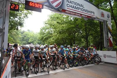 2016 USA Cycling Elite Road Nationals - Elite Men