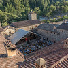 Opening Night at Castello di Amorosa