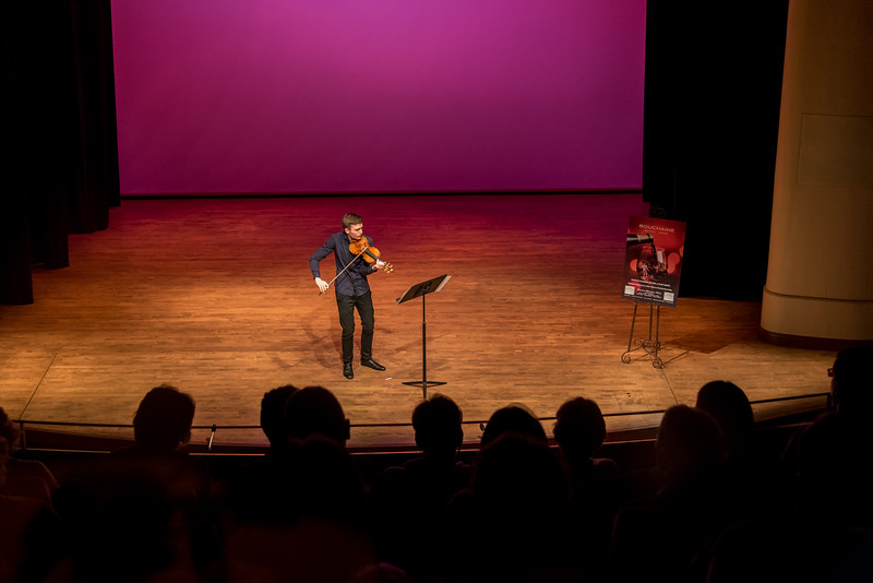 Bouchaine Young Artists Concert: Alexi Kenney