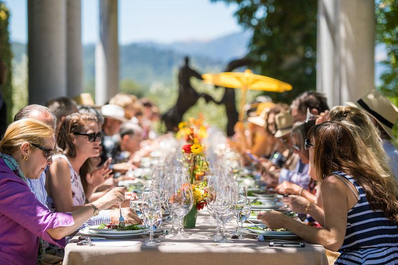 Vintner's Luncheon at Cliff Lede Vineyards