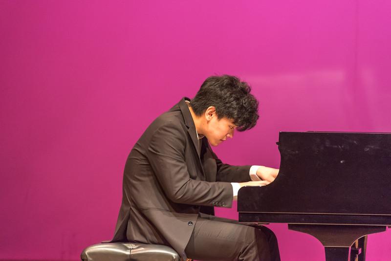 Bouchaine Young Artists Concert: Daniel Hsu