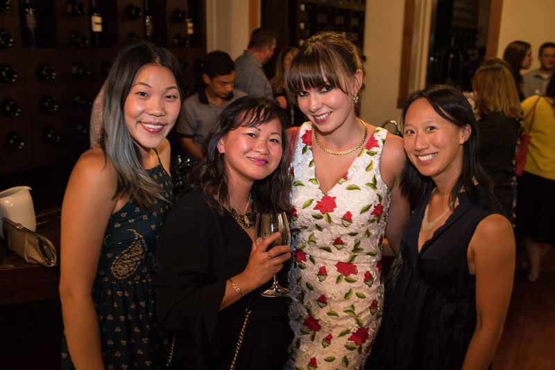 Allegro After Party at Vintner's Collective