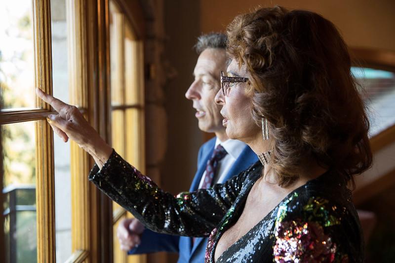 Tribute to Margrit Mondavi at Far Niente