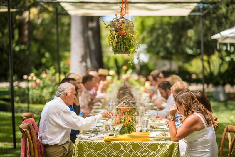 Vintner's Luncheon at Spottswoode Estate