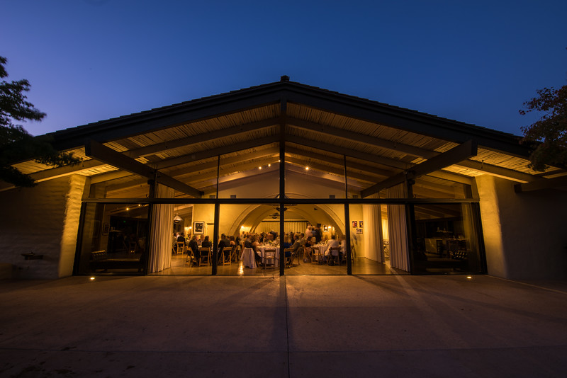 Closing Night Dinner at Robert Mondavi Winery