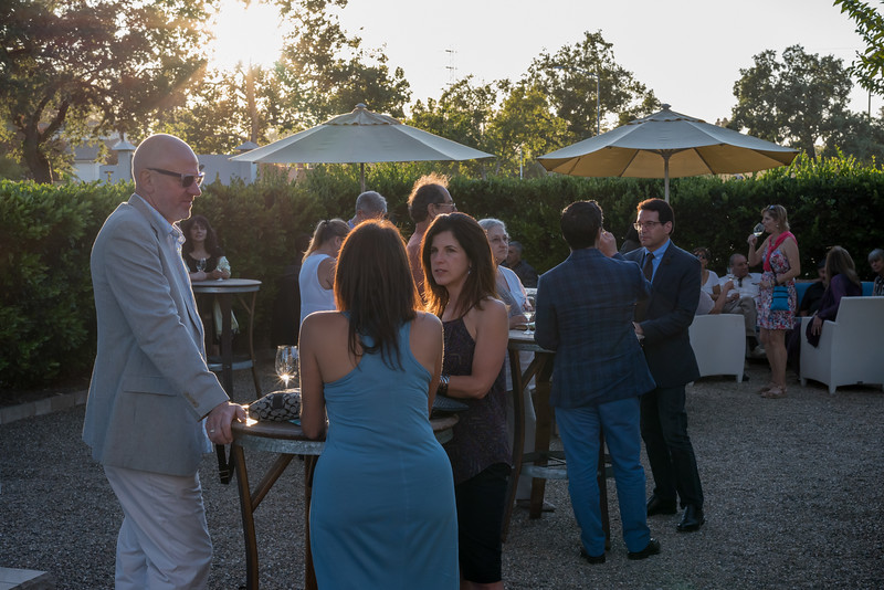 Allegro Wrap Party at VGS Chateau Potelle