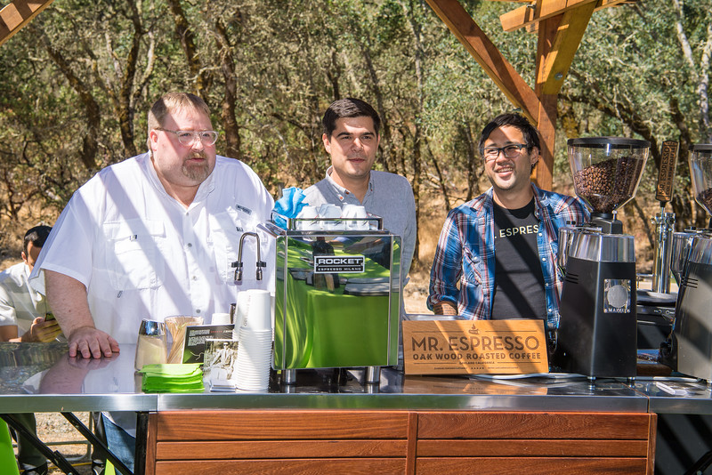 Taste of Napa at Cairdean Estate