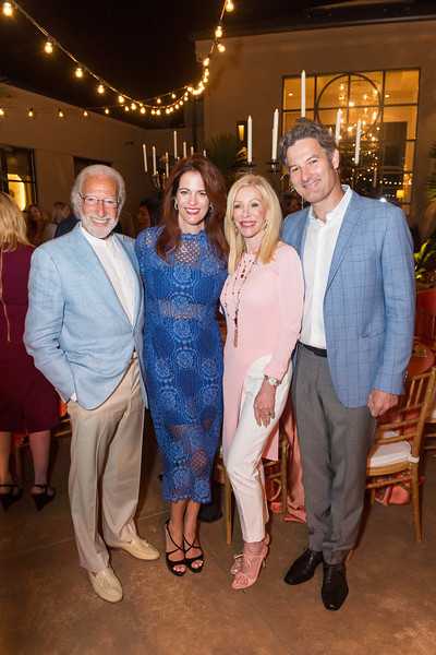 RUTHERFORD, CA - July 19 -  Ted Deikel, Nicole Needham, Pamala Deikel and Robert Krohn attend Festival Napa Valley Patron Dinner at Round Hill Estate July 19th 2016 at Round Hill Estate , . 101 Rutherford Hill Road in Rutherford, CA (Photo Credit: Susana Bates for Drew Altizer Photography for Drew Altizer Photography)