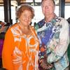 CALISTOGA, CA - July 22 -  Tatiana Copeland and Gerret Copeland attend Festival Napa Valley: Bulgari Luncheon at Davis Estates July 22nd 2016 at Davis Estates, . 4060 SILVERADO TRAIL in CALISTOGA, CA Photo - Drew Altizer