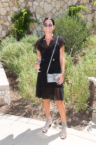 CALISTOGA, CA - July 22 -  Maria Torres attends Festival Napa Valley: Bulgari Luncheon at Davis Estates July 22nd 2016 at Davis Estates, . 4060 SILVERADO TRAIL in CALISTOGA, CA Photo - Drew Altizer