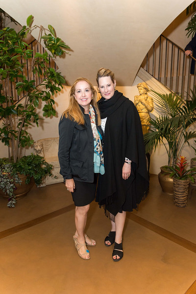 RUTHERFORD, CA - July 19 -  Carla Zuber and Nicolle Folan attend Festival Napa Valley Patron Dinner at Round Hill Estate July 19th 2016 at Round Hill Estate , . 101 Rutherford Hill Road in Rutherford, CA (Photo Credit: Susana Bates for Drew Altizer Photography for Drew Altizer Photography)