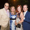 OAKVILLE, CA - July 23 -  Jerome Gerrese, Nancy Gerrese, Karen Maguire and Larry Maguire attend Festival Napa Valley Tribute to Margrit Mondavi at Far Niente July 23rd 2016 at Far Niente Winery, . 1350 Acacia Dr in Oakville, CA (Photo Credit: Susana Bates for Drew Altizer Photography for Drew Altizer Photography)