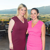 RUTHERFORD, CA - July 19 -  Jennifer Mancuso and Raina Miranda attend Festival Napa Valley Patron Dinner at Round Hill Estate July 19th 2016 at Round Hill Estate , . 101 Rutherford Hill Road in Rutherford, CA (Photo Credit: Susana Bates for Drew Altizer Photography for Drew Altizer Photography)
