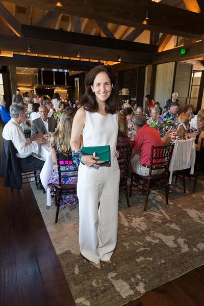 CALISTOGA, CA - July 22 -  Bianca Benoliel attends Festival Napa Valley: Bulgari Luncheon at Davis Estates July 22nd 2016 at Davis Estates, . 4060 SILVERADO TRAIL in CALISTOGA, CA Photo - Drew Altizer