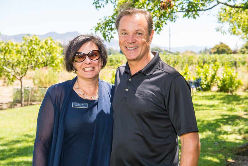 Vintner's Luncheon at St. Supery Estate Vineyards & Winery