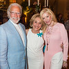 RUTHERFORD, CA - July 19 -  Ted Deikel, Nazan Orr and Pamala Deikel attend Festival Napa Valley Patron Dinner at Round Hill Estate July 19th 2016 at Round Hill Estate , . 101 Rutherford Hill Road in Rutherford, CA (Photo Credit: Susana Bates for Drew Altizer Photography for Drew Altizer Photography)