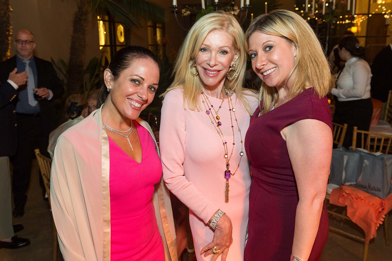 RUTHERFORD, CA - July 19 -  Raina Miranda, Pamala Deikel and Jennifer Mancuso attend Festival Napa Valley Patron Dinner at Round Hill Estate July 19th 2016 at Round Hill Estate , . 101 Rutherford Hill Road in Rutherford, CA (Photo Credit: Susana Bates for Drew Altizer Photography for Drew Altizer Photography)