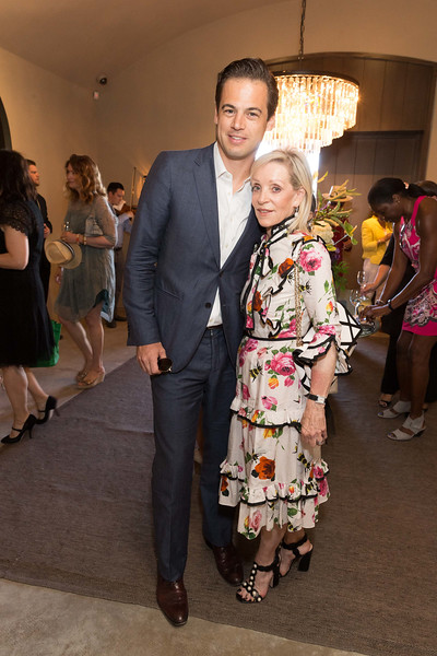 CALISTOGA, CA - July 22 -  Barbara Brown attends Festival Napa Valley: Bulgari Luncheon at Davis Estates July 22nd 2016 at Davis Estates, . 4060 SILVERADO TRAIL in CALISTOGA, CA Photo - Drew Altizer