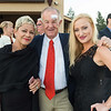 RUTHERFORD, CA - July 19 -  Serry Osmena, John Lail and Brandie Dixon attend Festival Napa Valley Patron Dinner at Round Hill Estate July 19th 2016 at Round Hill Estate , . 101 Rutherford Hill Road in Rutherford, CA (Photo Credit: Susana Bates for Drew Altizer Photography for Drew Altizer Photography)