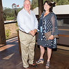 CALISTOGA, CA - July 22 -  Mike Davis and Blakesley Chappellet attend Festival Napa Valley: Bulgari Luncheon at Davis Estates July 22nd 2016 at Davis Estates, . 4060 SILVERADO TRAIL in CALISTOGA, CA Photo - Drew Altizer