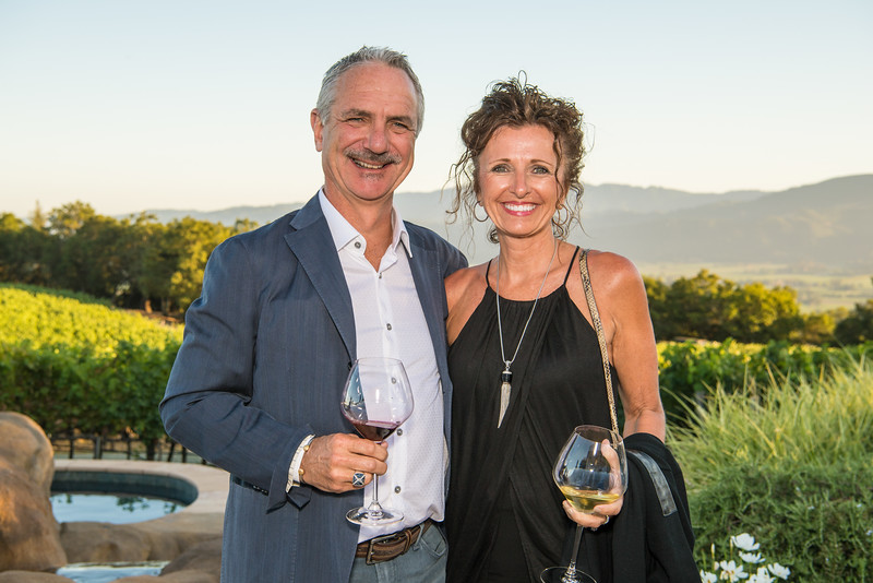 Patron Dinner Hosted by HALL Wines
