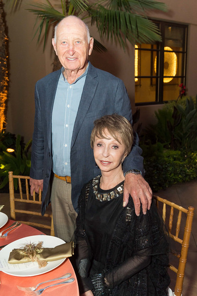 RUTHERFORD, CA - July 19 -  Gerry Grodsky and Roberta Sherman attend Festival Napa Valley Patron Dinner at Round Hill Estate July 19th 2016 at Round Hill Estate , . 101 Rutherford Hill Road in Rutherford, CA (Photo Credit: Susana Bates for Drew Altizer Photography for Drew Altizer Photography)