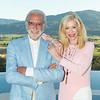 RUTHERFORD, CA - July 19 -  Ted Deikel and Pamala Deikel attend Festival Napa Valley Patron Dinner at Round Hill Estate July 19th 2016 at Round Hill Estate , . 101 Rutherford Hill Road in Rutherford, CA (Photo Credit: Susana Bates for Drew Altizer Photography for Drew Altizer Photography)