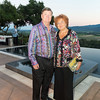 RUTHERFORD, CA - July 19 -  Gerret Copeland and Tatiana Copeland attend Festival Napa Valley Patron Dinner at Round Hill Estate July 19th 2016 at Round Hill Estate , . 101 Rutherford Hill Road in Rutherford, CA (Photo Credit: Susana Bates for Drew Altizer Photography for Drew Altizer Photography)