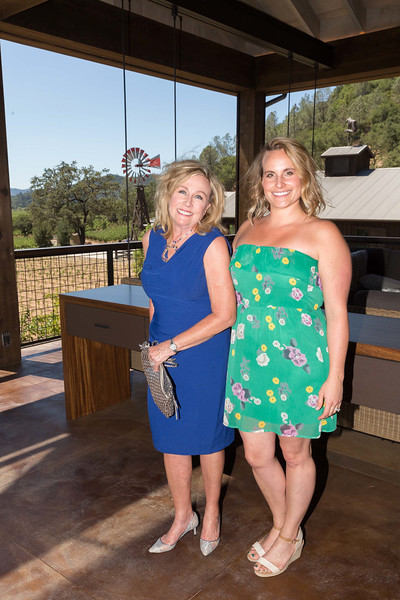 CALISTOGA, CA - July 22 -  Sandy Davis attends Festival Napa Valley: Bulgari Luncheon at Davis Estates July 22nd 2016 at Davis Estates, . 4060 SILVERADO TRAIL in CALISTOGA, CA Photo - Drew Altizer