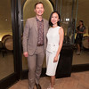 CALISTOGA, CA - July 22 -  Ivan Bekichev and Judy Liu attend Festival Napa Valley: Bulgari Luncheon at Davis Estates July 22nd 2016 at Davis Estates, . 4060 SILVERADO TRAIL in CALISTOGA, CA Photo - Drew Altizer
