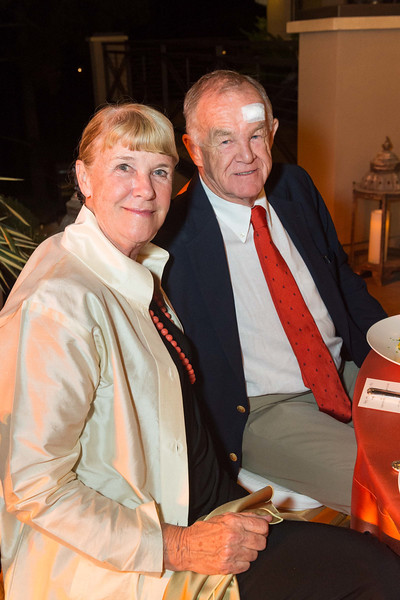 RUTHERFORD, CA - July 19 -  Robin Lail and John Lail attend Festival Napa Valley Patron Dinner at Round Hill Estate July 19th 2016 at Round Hill Estate , . 101 Rutherford Hill Road in Rutherford, CA (Photo Credit: Susana Bates for Drew Altizer Photography for Drew Altizer Photography)