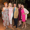 RUTHERFORD, CA - July 19 -  Olivia Decker, Pamala Deikel, Antonio Castellucci, Jennifer Mancuso and Raina Miranda attend Festival Napa Valley Patron Dinner at Round Hill Estate July 19th 2016 at Round Hill Estate , . 101 Rutherford Hill Road in Rutherford, CA (Photo Credit: Susana Bates for Drew Altizer Photography for Drew Altizer Photography)