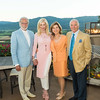 RUTHERFORD, CA - July 19 -  Ted Deikel, Pamala Deikel, Antonio Castellucci and Rita Castellucci attend Festival Napa Valley Patron Dinner at Round Hill Estate July 19th 2016 at Round Hill Estate , . 101 Rutherford Hill Road in Rutherford, CA (Photo Credit: Susana Bates for Drew Altizer Photography for Drew Altizer Photography)