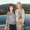 RUTHERFORD, CA - July 19 -  ? and Trish Kiely attend Festival Napa Valley Patron Dinner at Round Hill Estate July 19th 2016 at Round Hill Estate , . 101 Rutherford Hill Road in Rutherford, CA (Photo Credit: Susana Bates for Drew Altizer Photography for Drew Altizer Photography)