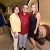 CALISTOGA, CA - July 22 -  Maya Yazdi, Farrok Yazdi and Tessa Edwards attend Festival Napa Valley: Bulgari Luncheon at Davis Estates July 22nd 2016 at Davis Estates, . 4060 SILVERADO TRAIL in CALISTOGA, CA Photo - Drew Altizer