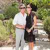 CALISTOGA, CA - July 22 -  Bob Torres and Maria Torres attend Festival Napa Valley: Bulgari Luncheon at Davis Estates July 22nd 2016 at Davis Estates, . 4060 SILVERADO TRAIL in CALISTOGA, CA Photo - Drew Altizer