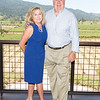 CALISTOGA, CA - July 22 -  Sandy Davis and Mike Davis attend Festival Napa Valley: Bulgari Luncheon at Davis Estates July 22nd 2016 at Davis Estates, . 4060 SILVERADO TRAIL in CALISTOGA, CA Photo - Drew Altizer