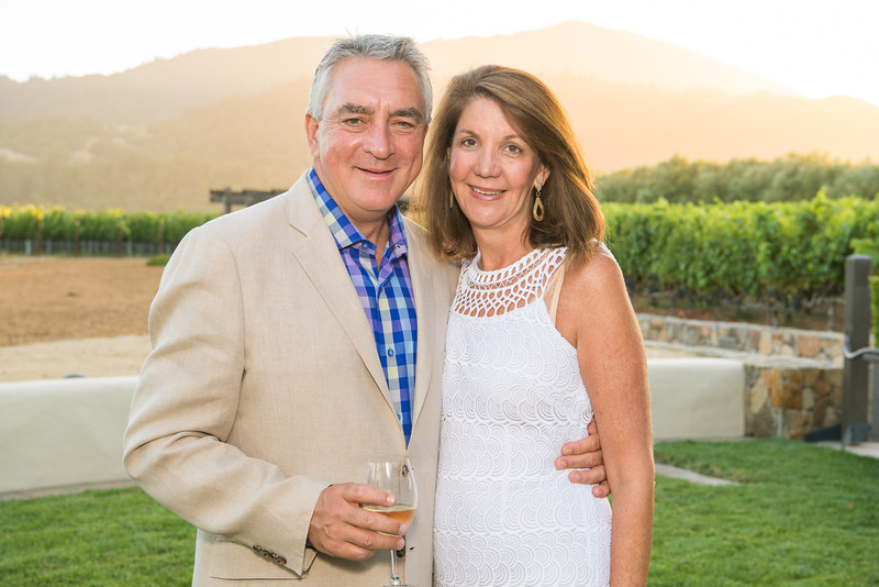 Closing Night Dinner at Robert Mondavi Winery