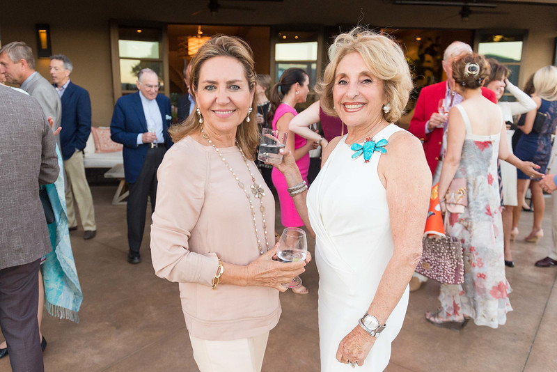RUTHERFORD, CA - July 19 -  Shahpar Khaledi and Nazan Orr attend Festival Napa Valley Patron Dinner at Round Hill Estate July 19th 2016 at Round Hill Estate , . 101 Rutherford Hill Road in Rutherford, CA (Photo Credit: Susana Bates for Drew Altizer Photography for Drew Altizer Photography)